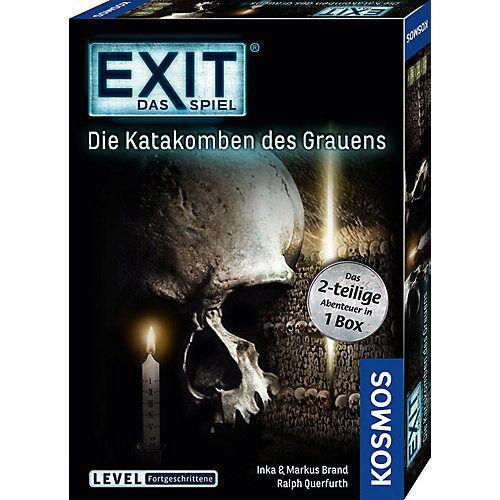 Kosmos EXIT - Das Spiel - Die Katakomben des Grauens