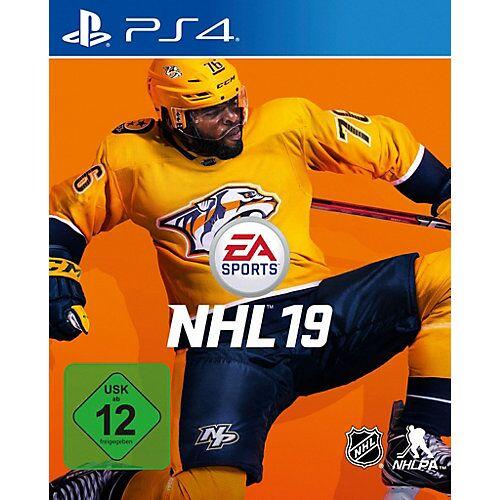 Electronic Arts PS4 NHL 19