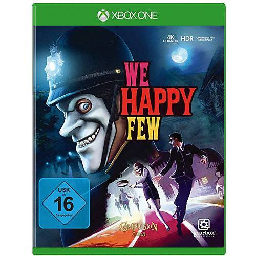 XBOXONE We Happy Few