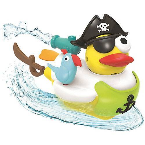 Yookidoo Jet Duck, Pirat
