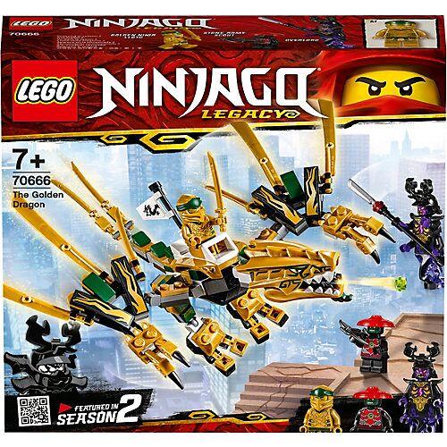 LEGO 70666 Ninjago: Goldener Drache