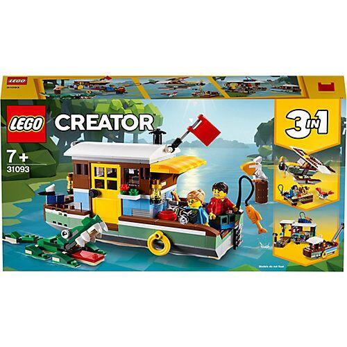 LEGO 31093 Creator: Hausboot