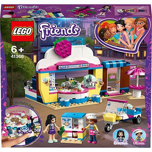 LEGO 41366 Friends: Olivias Cupcake-Cafe