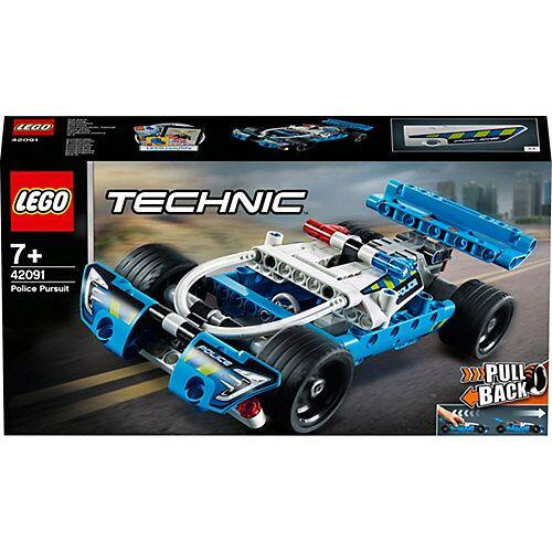 LEGO 42091 Technic: Polizei-Verfolgungsjagd