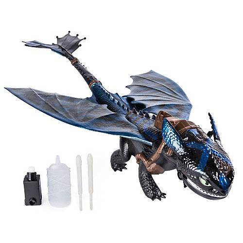 Spin Master Dragons - Feuerspuckender Ohnezahn