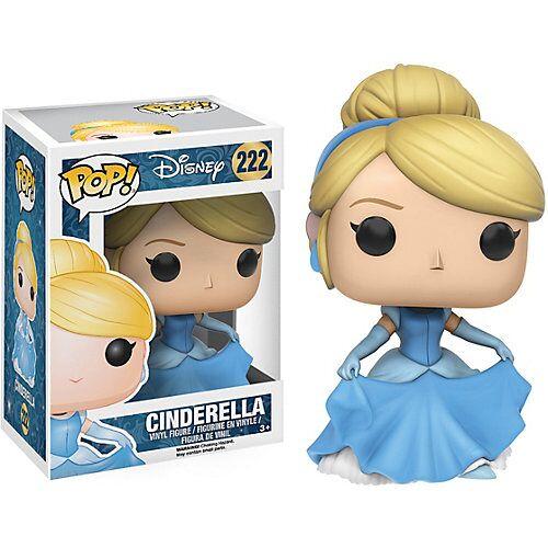 Funko POP!  Disney: Cinderella - Cinderella