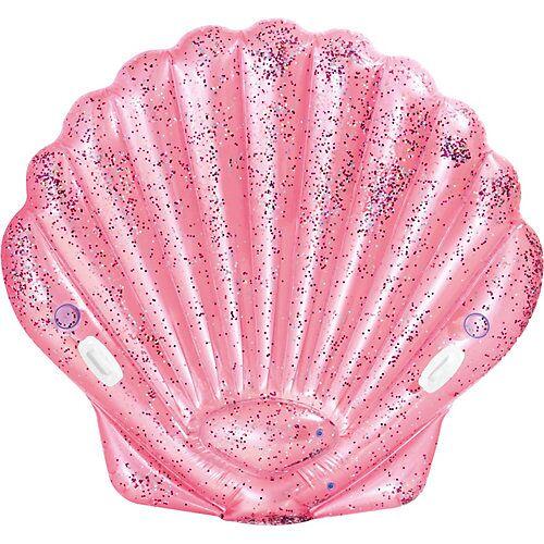 Intex Badeinsel Muschelschale, pink
