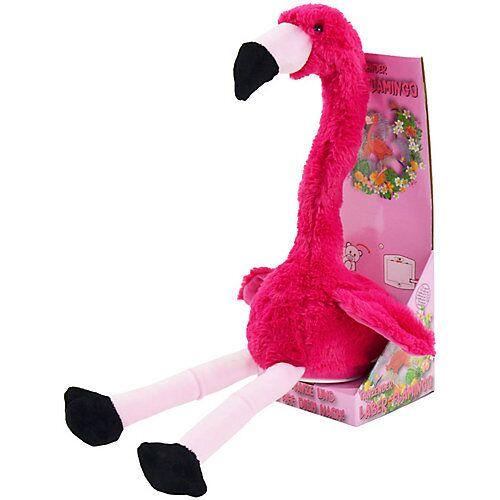 Laber-Flamingo [pink, 34cm]