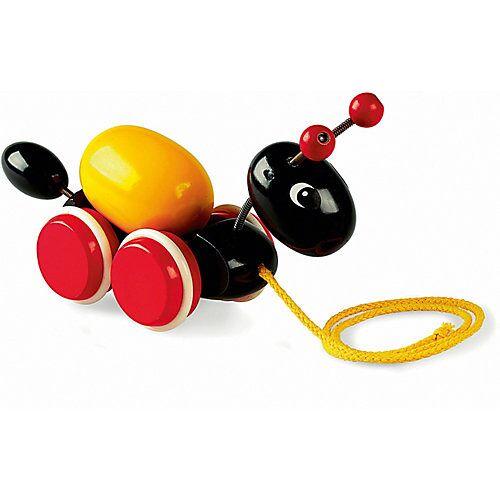 BRIO Nachziehspielzeug Ameise mit Ei