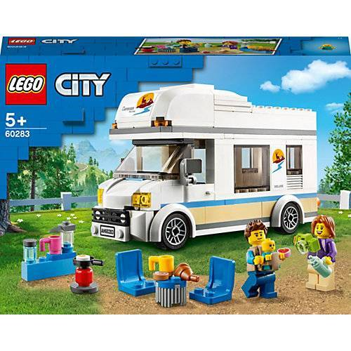 LEGO City 60283 Ferien-Wohnmobil