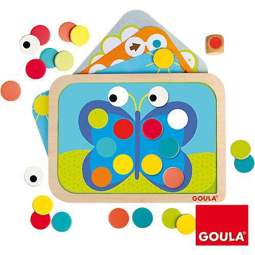 Goula Magnetische Farben Spiel