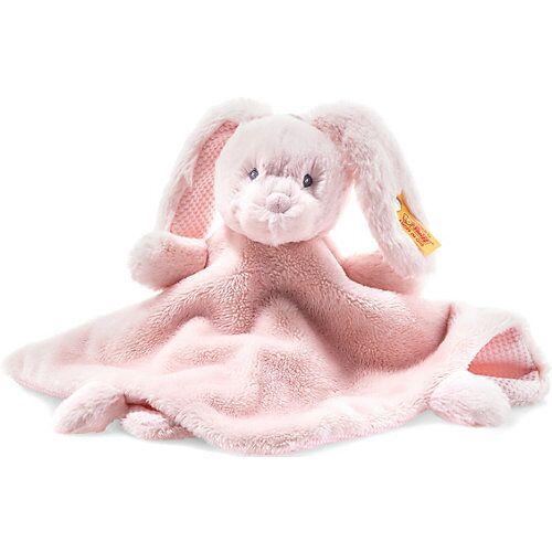 Steiff Belly Hase Schmusetuch (26 cm) [rosa]