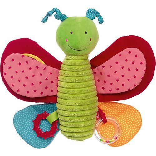 sigikid Aktiv-Spielzeug Schmetterling Baby Activity