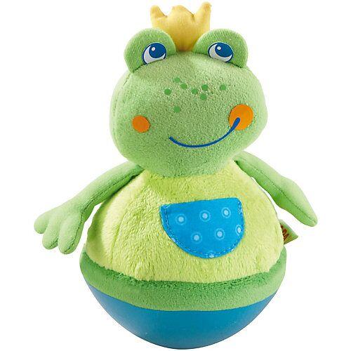 Haba Stehauf-Figur Frosch