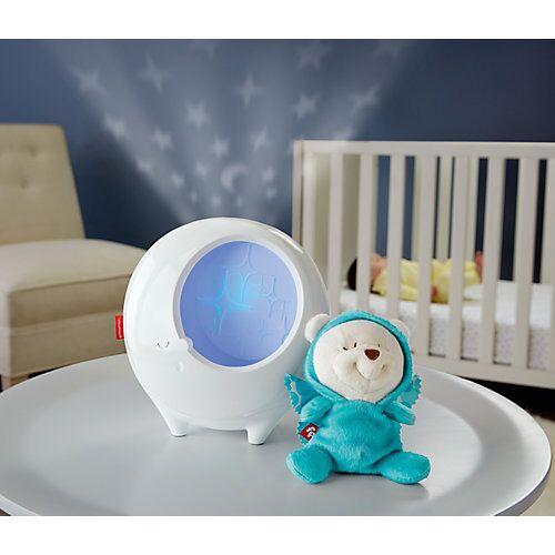 Mattel Fisher-Price Traumbärchen 2-in-1 Spieluhr, Nachtlicht Baby, Einschlafhilfe