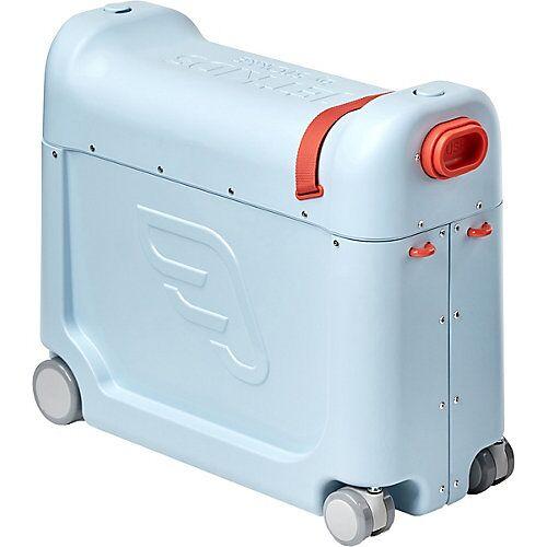 Stokke Reisekoffer BedBox, JetKids by Stokke, blue blau