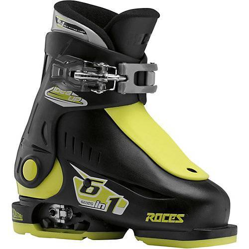 Roces Skischuhe Idea UP black-lime