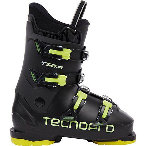 Tecnopro Skischuhe T50-4 schwarz/gelb