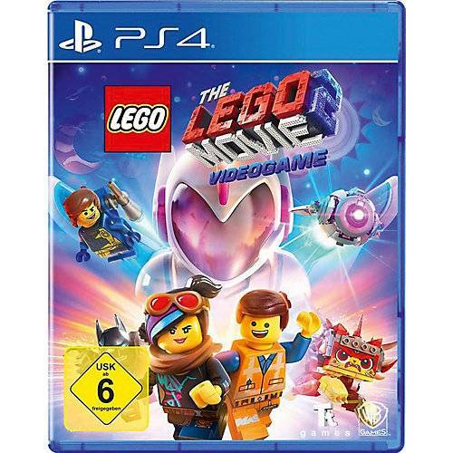 LEGO PS4 The LEGO Movie 2 Videogame