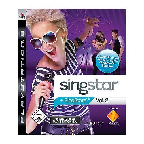 Sony PS3 Singstar Vol.2 (Standalone)