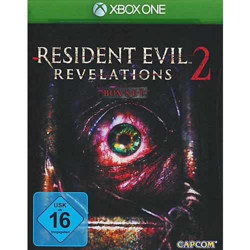XBOXONE Resident Evil: Revelations 2