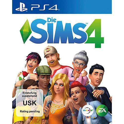 Electronic Arts PS4 Die Sims 4