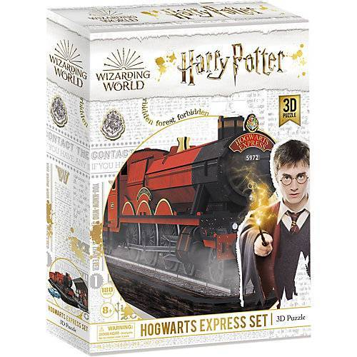 Revell 3D-Puzzle Harry Potter Hogwarts™ Express Set, 181 Teile