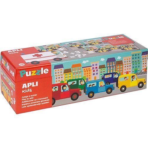 APLI Kids Puzzle Rechnen