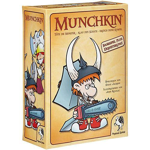 Pegasus Munchkin 1+2
