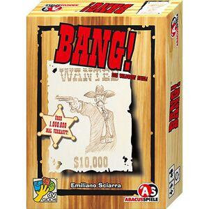 Abacusspiele BANG! Vierte Edition (Kartenspiel)