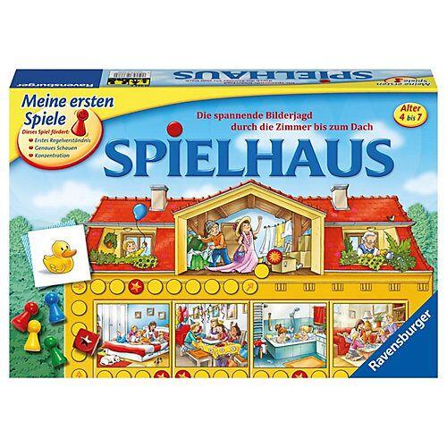 Ravensburger Meine ersten Spiele: Spielhaus