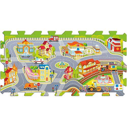 Trefl Schaumstoff-Puzzle - Die Stadt