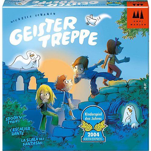 Drei Magier Spiele KINDERSPIEL DES JAHRES 2004 - Geistertreppe