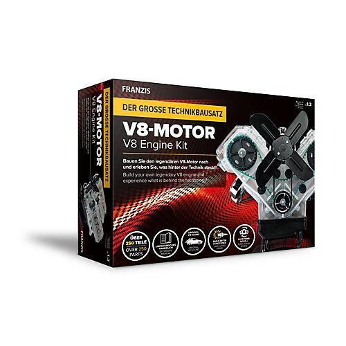 Der große Technikbausatz V8 Motor