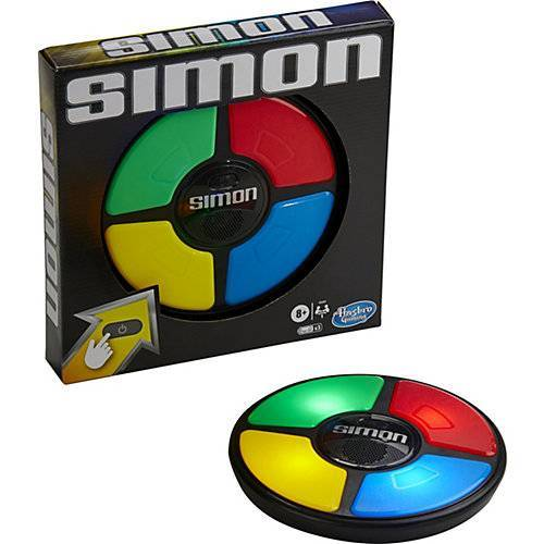 Hasbro Simon Spiel, elektronisches Merkspiel