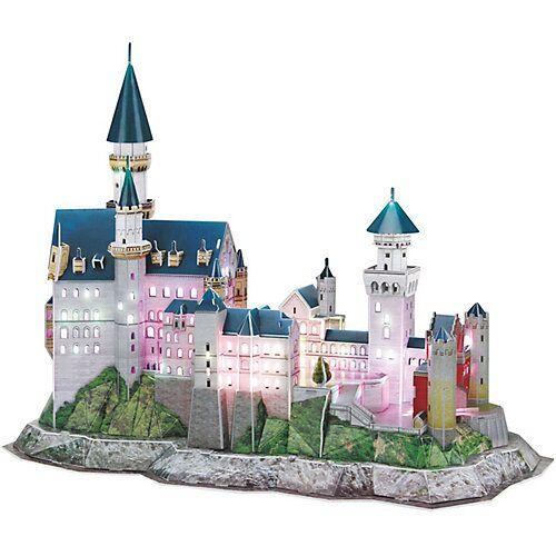 Revell 3D-Puzzle Schloss Neuschwanstein-LED Edition
