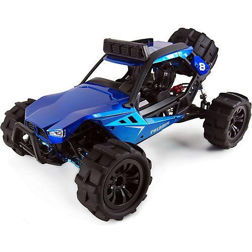 Amewi Eagle 3.3 Racing Dune Buggy Sandreifen 4WD, 1:12, RTR blau