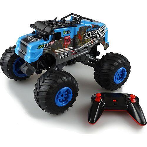 Amewi Crazy SXS13 Monstertruck 1:16 RTR, blau