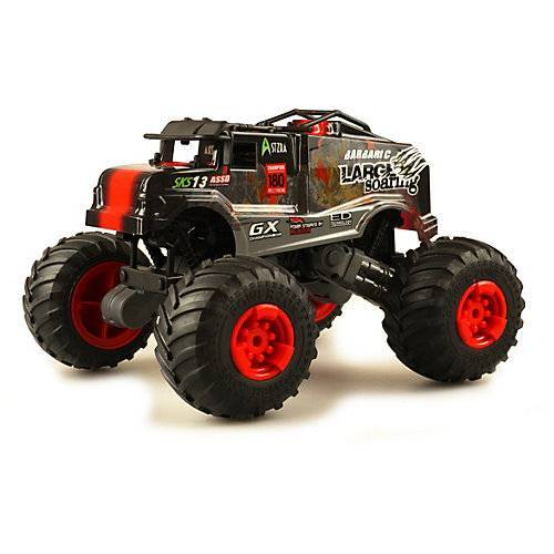 Amewi Crazy SXS13 Monstertruck 1:16 RTR, rot