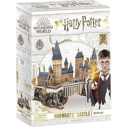 Revell 3D-Puzzle Harry Potter Hogwarts™ Castle, 187 Teile