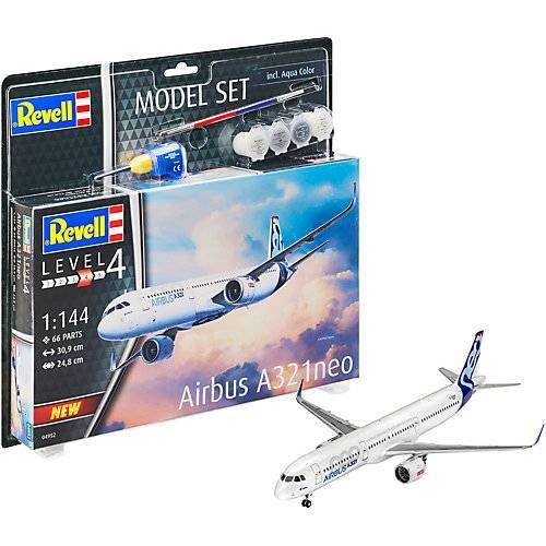 Revell Model Set Airbus A321 Neo 1:144