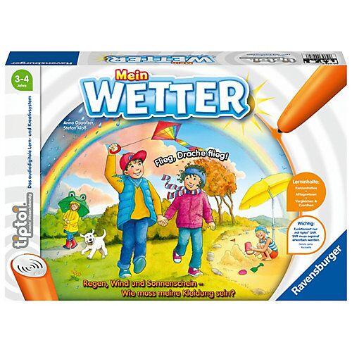 Ravensburger tiptoi® Mein Wetter (ohne Stift)