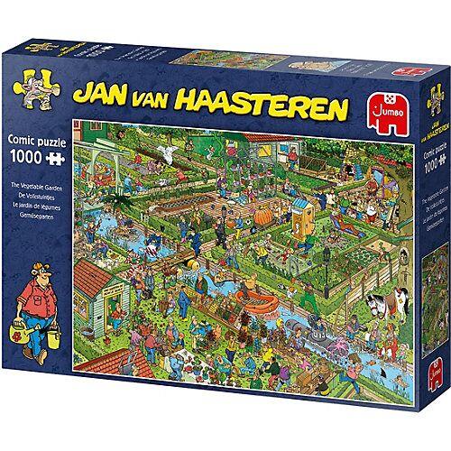 Jumbo Der Gemüsegarten 1.000 Teile