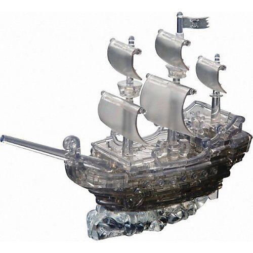 HCM Kinzel Crystal Puzzle - Piratenschiff