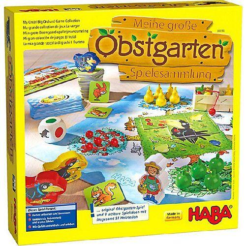 Haba Meine große Obstgarten-Spielesammlung
