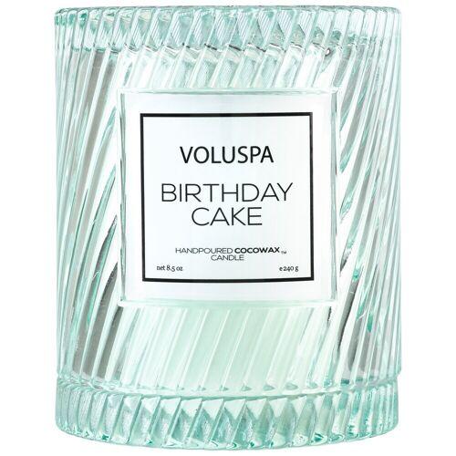 VOLUSPA Icon Kerze Geburtstagskuchen