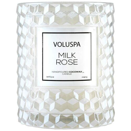 VOLUSPA Icon Kerze milchiges Rose