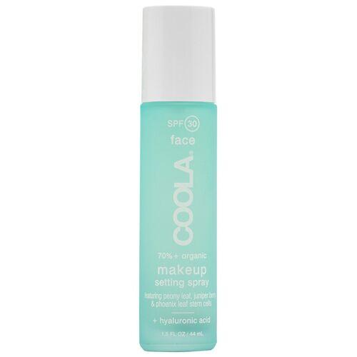 Coola Makeup Setting Spray SPF 30 Green Tea/Aloe Sonnenspray 50ml