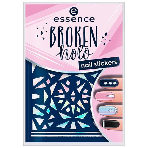 Essence Nr. 12 - Broken Holo Nageldesign Damen