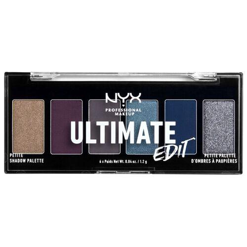 NYX Professional Makeup Nr. 4 - Ash Lidschattenpalette 7.2 g Damen